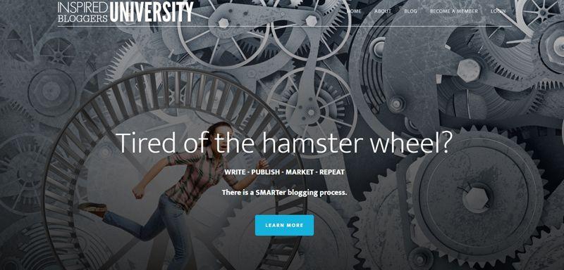inspired bloggers university blog