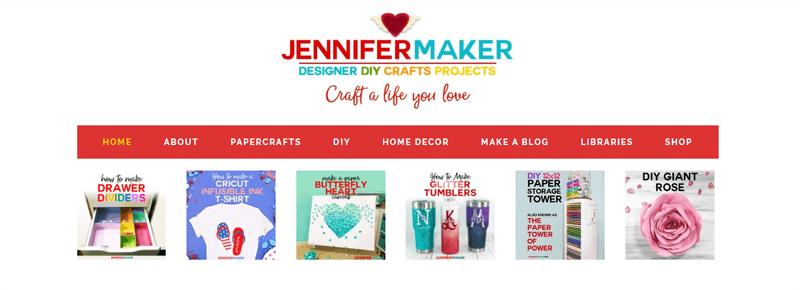 jennifer maker blog