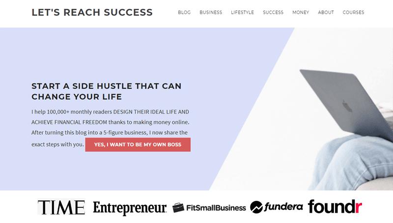 lets reach success blog