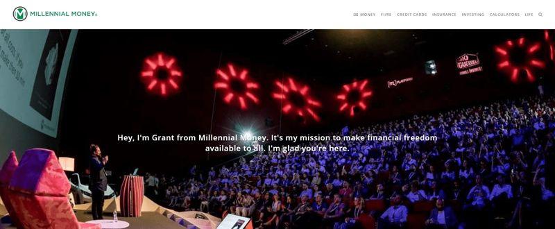 millennial money blog