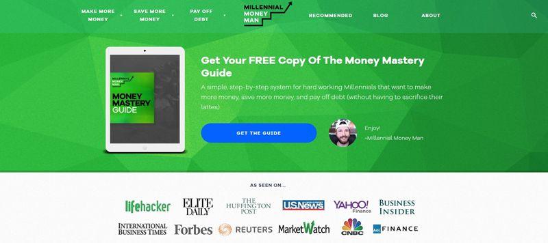 millennial money man blog