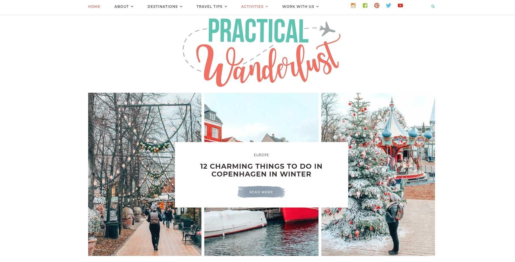 practical wanderlust blog