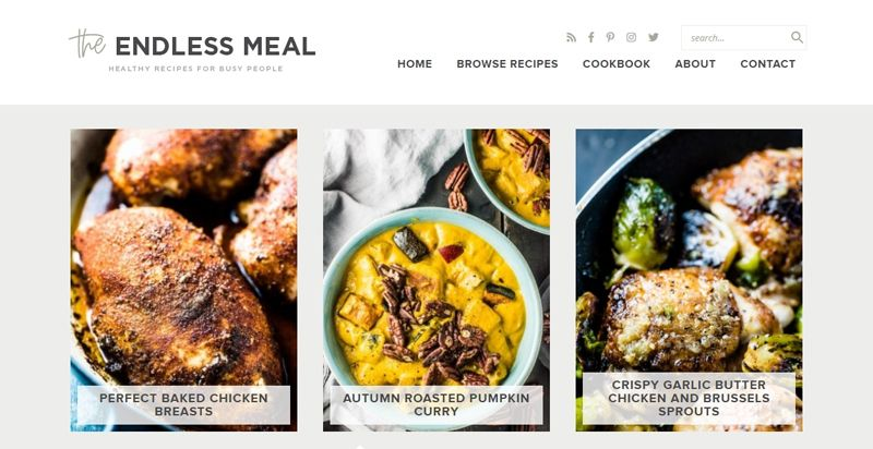 the endless meal blog
