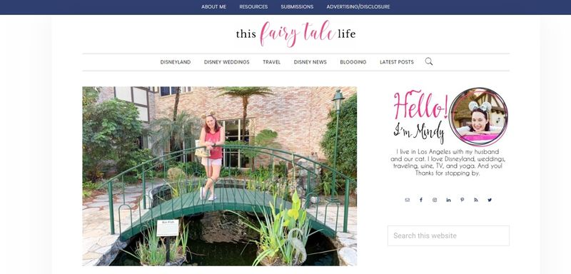 the fairy tale life blog
