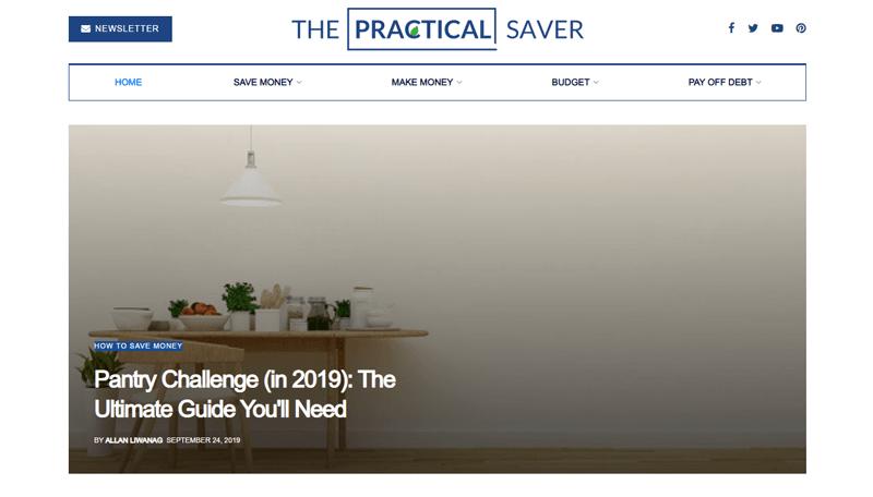 the practical saver blog