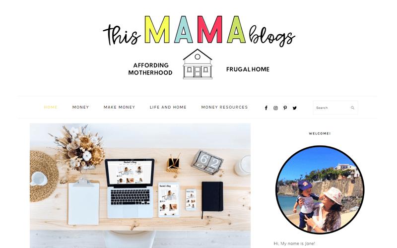 this mama blogs blog