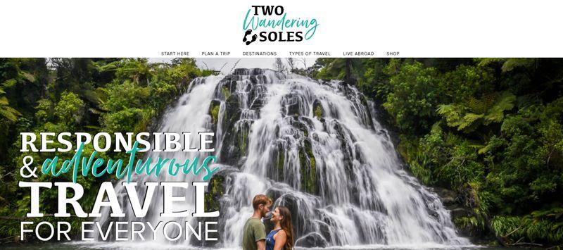 two wandering soles blog