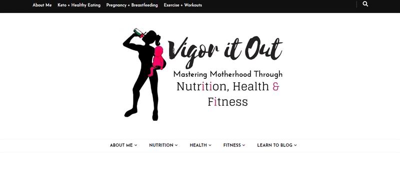 vigor it out blog