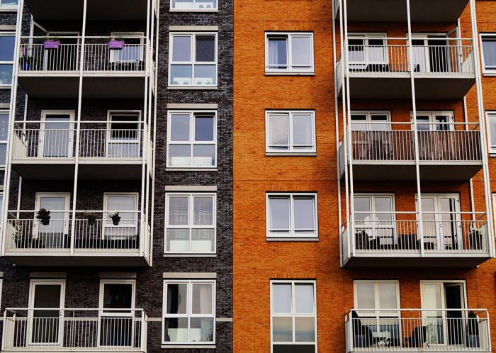 apartment building real estate investing