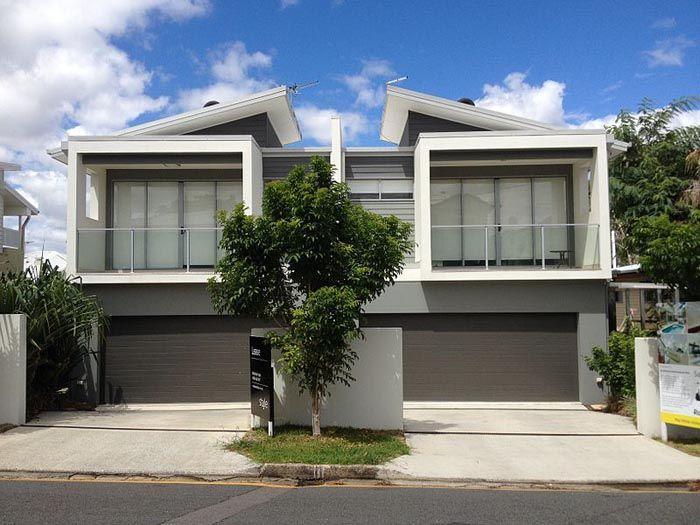 duplex rental property